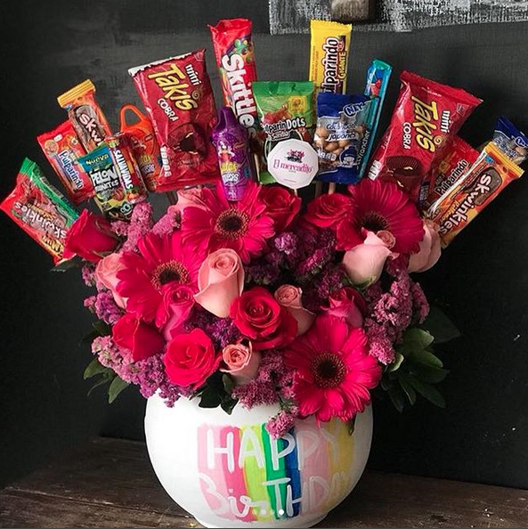 Mercadito - Flores y Dulces