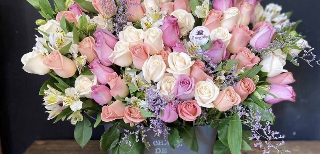 Mercadito - Regala flores